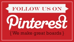 follow us on pininterest